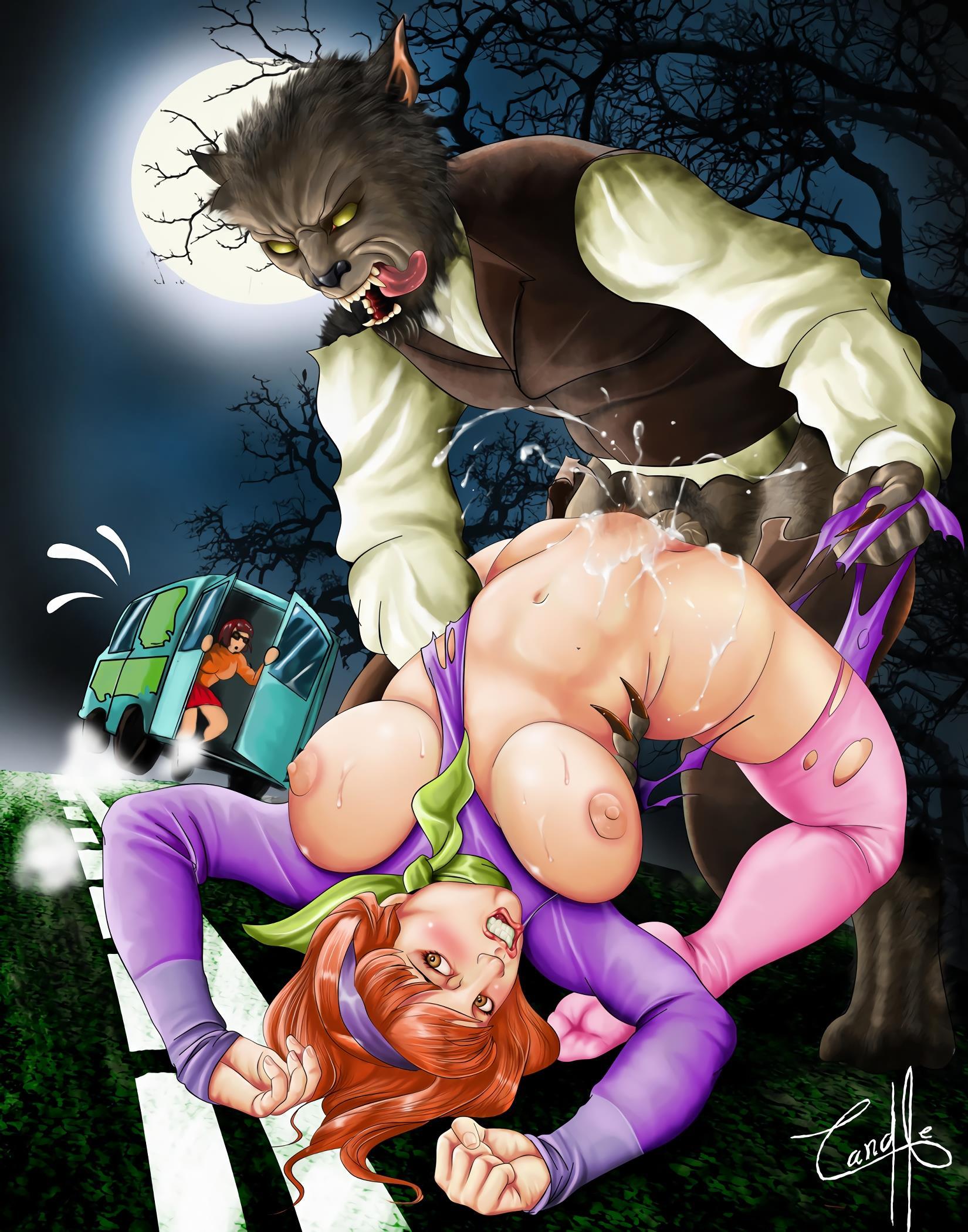 Doo pornos scooby Scooby doo